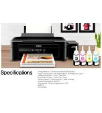 Printer Epson L220 (Print Scan Copy A4)